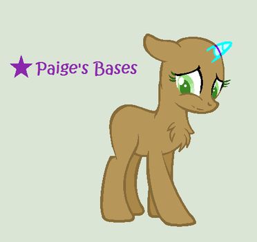 Thanks, You're Cute Base by Paige-the-unicorn