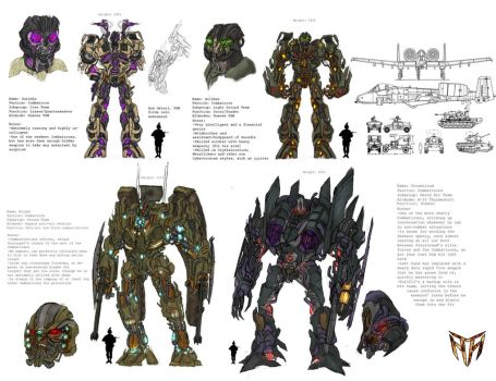 Project Combaticons: part 2 by Ra88