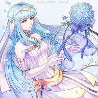 Bride Ninian by Eeveetachi