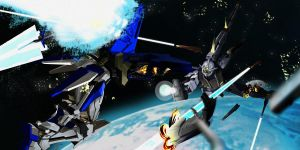 Gundam SEED A-STAR - PHASE-XX by csy5150