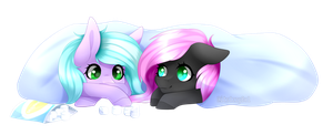 Mellow Mallows by itsIzzyBel
