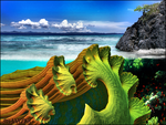 Theli-at Corals 00 by LeonieZurakowsky