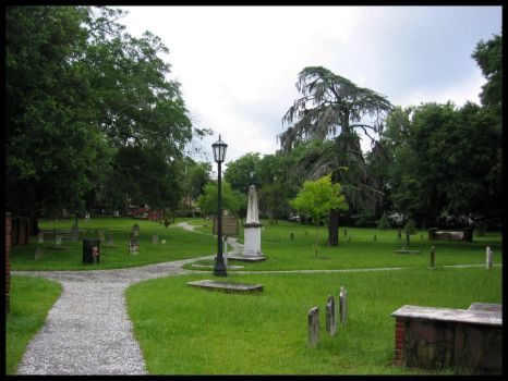 Colonial Park Cemetery 1 by wiebkefesch