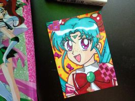 ACEO Commission: Pretty Sammy by Magical-Mama