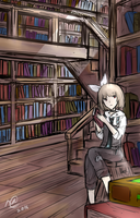 Library by anoneki