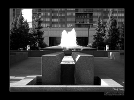 Conference Center Fountain by Caligari-87