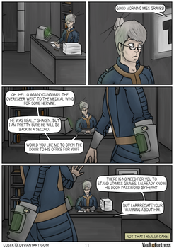 Vault Fortress - Page 10 by Losek13