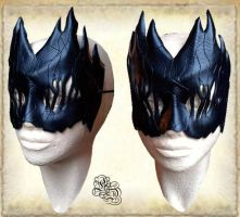 Leather mask 147 by Eternal-designs-com