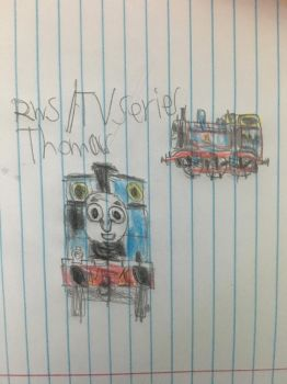 RWS/TV series thomas by supertoad129