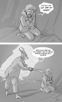 Medical procedures by TheScatterbrain