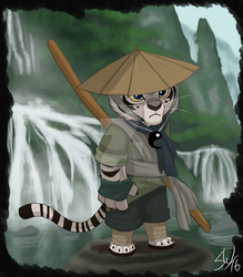 Wandering Ling by TC-96