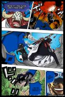 One Piece Chapter 751 Sabo VS VA Bastille COLORED by Theahj90