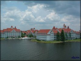 The Grand Floridian by angelami