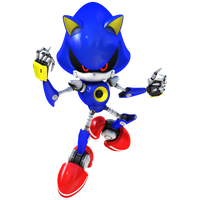 Updated Metal Sonic by JaysonJeanChannel