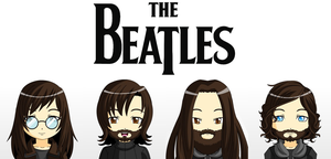 The Beatles (1969-1970) by JackHammer86
