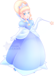 Rosalina [early concept design] by Ghiraham-Sandwich