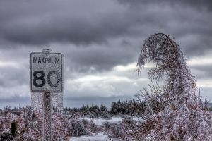 Ice Storm 2010 by Witch-Dr-Tim