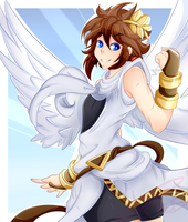 Kid Icarus by LolzNeo