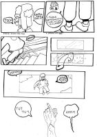 Richie Rich Page 2 BW by Enef