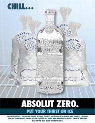 Absolut Zero by discomike911