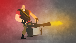 Team Fortress 2 by LEMMiNO