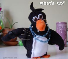 What's up? by pinguino
