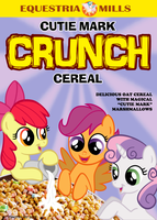 Cutie Mark CRUNCH! by Tim-Kangaroo