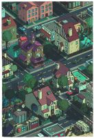 Suburbs by TomExton