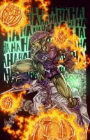 Green Goblin by Lawnz