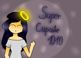 Drawing my Watchers #9- Supercupcake1010 by EliUndertaleLover