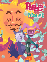 Popee The Performer by franzeabot