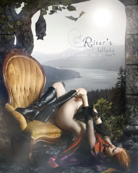 River's lullaby by cylonka