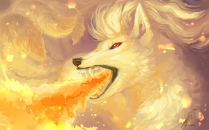 Fire Within by Endlen
