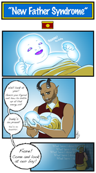 New Father Syndrome by ObiWan060