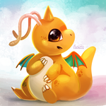 149 - Dragonite by TsaoShin