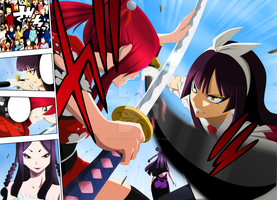 Fairy Tail - Manga Color 313 by lWorldChiefl