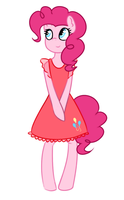 Pinkie Pie by BorshikAbber