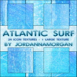 Atlantic Surf Texture Set by jordannamorgan