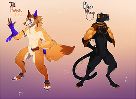 Harvest Magic, Adopts [Closed] by acember
