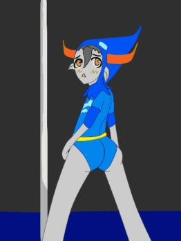 Tavros Nitram God Tier (Gif~ :3) by CookiesFlySolo