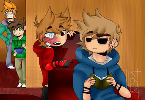 Eddsworld After the End by Demonoid-Diamond