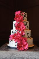 Wedding cake 143 by ninny85310