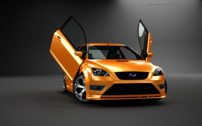 Ford Focus by nfoke