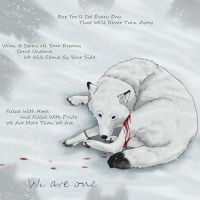 we are one - gif by Thyria