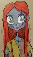 Sally  by MissDiewell