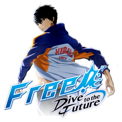 Free! Dive to the Future Icon by Edgina36
