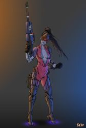 Widowmaker by stefankarlsson