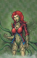 poison ivy COLORS by diecast75