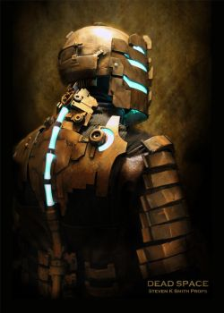 Dead Space Cosplay Costume by SKSProps