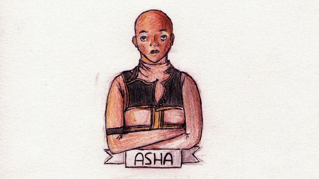 Asha by ragnarok-and-roll